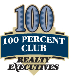 Rhonda is a Realty Executive 100% Club Member